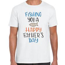 PESCA You A HAPPY DÍA DEL PADRE - Camiseta Hombre - Regalo Divertido Día