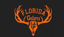 Deer Hunting Antler Truck or Car Window Decal Sticker Florida Gators Football