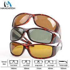 Maxcatch Polarized Fishing Sunglasses Fly Fishing Glare Blocking UV400