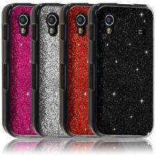 Housse Etui Coque Rigide pour Samsung Galaxy Ace Style Paillette Couleur