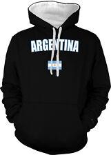 Argentina Federal Republic En Union Y Libertad Argentine 2-tone Hoodie Pullover