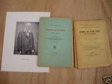 Mayenne: Chapelle de la Vallée 1902, Portrait Duperon, Les hommes de notre Temps
