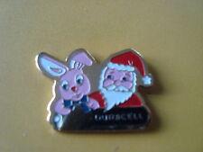 pin pins animaux lapin rabbit pere noel