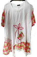 Kleid Tunika von Sarah Santos Farbauswahl Frühlings/Sommerkleid MADE IN ITALY