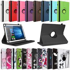 Schutzhülle für PEAQ Tablet PET 100 Tablet Hülle Tasche Cover Drehbar Schutzcase