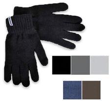 Caldi Guanti Invernali Donna CHARRO Taglia Unica Vari Colori Regalo Blu Nero c30cf1a565f1