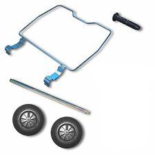 SULO Conteneur Accessoires, roue de secours pour Wheelie Poubelle 60 To 240 L