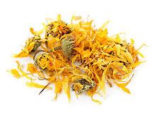 Dried Marigold Flowers Calendula Officinalis Tea Infusion Free UK P&P 25g-1kg