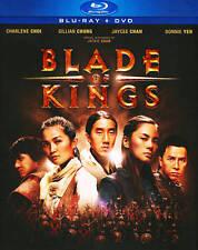 Blade of Kings Bluray/DVD Combo, Good DVD, Jaycee Chan, Edison Chen, Bingbing Fa