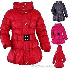 Winterjacke Mädchen Stepp Mantel Übergangsjacke Kinderjacke Schneejacke Jacke