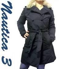 NORTH SAILS GIUBBOTTO TRENCH ELLIS 2011 NEW DA DONNA NERO TAGLIA XS INVERNALE