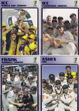 CRICKET - 2003/04 Cricket Australia ~ Box Card Set (4) #NEW