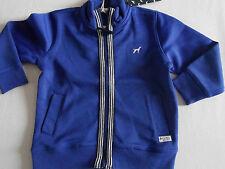 POINTER schöne blaue Sweatjacke Gr. 86 o. 92 NEU