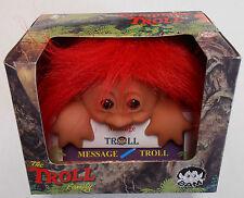 DAM Original Good Luck Computer Troll  - Red Hair, NEW from Denmark