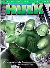 The Hulk (DVD, 2003, 2-Disc Set, Full Frame)