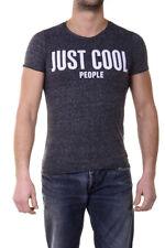 T-Shirt Die'M C Couture T-Shirt Sweatshirt -50% Schwarz Herren IMC78