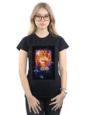 Star Wars Donna Episode IV Movie Poster Maglietta