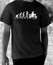 Evolución del hombre, Triumph 955i Daytona Camiseta