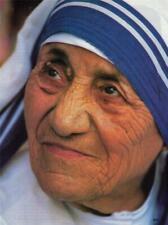 MOTHER TERESA GLOSSY POSTER PICTURE PHOTO theresa nun catholic calcutta god 1255