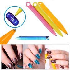 MAGNETIC PEN STICK for Cat Eye Gel Polish UV 3D Nail Art Pen Magnet Magnetic UK