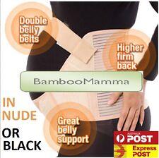 MATERNITY PREGNANCY SUPPORT BELT Abdominal & Back BELLY BUMP BAND BRACE STRAP
