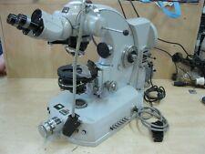 CARL ZEISS 67973 4886917 Microscope WITH LENS 2x KPL 12.5 x W