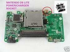 Nintendo Ds Lite Cargador Power Socket defectuosos Reparación
