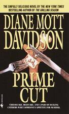 Goldy Schulz Culinary Mysteries, Prime Cut No. 8 by Diane Mott Davidson Paperbac