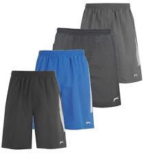 NEW Slazenger Mens Woven Shorts Sz M L XL   Knee Length   Sports Swim Gym S--4XL