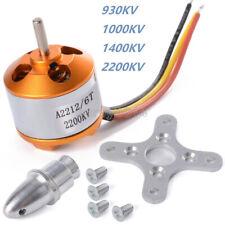 A2212 Motor 930/1000/1400/2200/2700KV Outrunner Brushless Servo Half Arm For RC