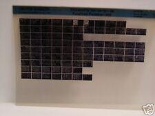 Microfiche Honda Motorcycle Fiche for 1995-98 TRX400FW