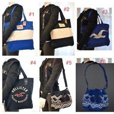 Hollister Tote Bag Handbag New with tag
