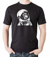Space Chimp Astronaut Monkey T-Shirt Space Astronaut Tee Shirt