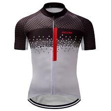2018 Cycling Jersey Bicycle Sportswear Short Sleeve Bike Shirts Tops Garments