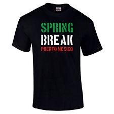 Spring Break Puerto Mexico Hill Jonah Street 21 22 Jump Lustig T-Shirt s-5xl