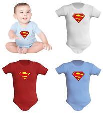 BODY BEBE SUPERMAN