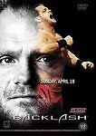 WWE - Backlash 2004 (DVD, 2004)