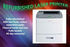 PRC Refurbished Lexmark T654DN Laser Printer 30G0300 T654 w/1yr Warranty