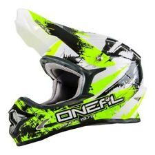 Oneal 2018 3 Series Shocker Helmet Black/Neon Yellow Adult
