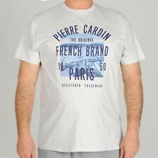 PIERRE CARDIN t-shirt coton grande taille 3XL homme