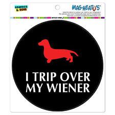 "Mag-Neato'Sâ""¢ Car Refrigerator Vinyl Magnet Dog Puppy"