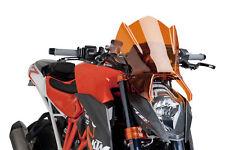 7014: PUIG Cupula carenabris parabrisas NEW GENERATION KTM1290 superduke r