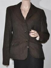 Liz Claiborne brown Jacket/Blazer Size 8