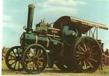 John Hinde.Traction Engine Postcard