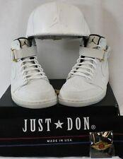 NEW NIKE AIR JORDAN 1 High BHM JUST DON C Pack 1/39 prs Sneakers Shoes Snapback