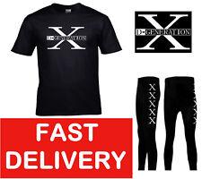 GENERATION DX FANCY DRESS WRESTLING WRESTLER T-SHIRT, PANTS