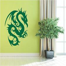 Chinesische Drachen Wandtattoo Dragon Asien China Drache Wandaufkleber Deko2