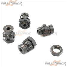 12mm to 17mm Conversion Wheel Hub Adapter #11067 (RC-WillPower) HOBAO Hyper TT10