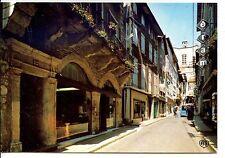 CP 12 AVEYRON - Villefranche de Rouergue - Rue de la République