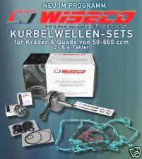 Wiseco Kurbelwelle Yamaha YFM 660 Grizzly Rhino - Lager Dichtsatz Simmerringe